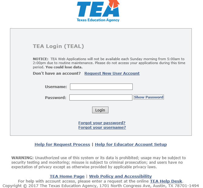 How Do I Print A Copy Of My Certification? – Welcome to the TEA Help ...